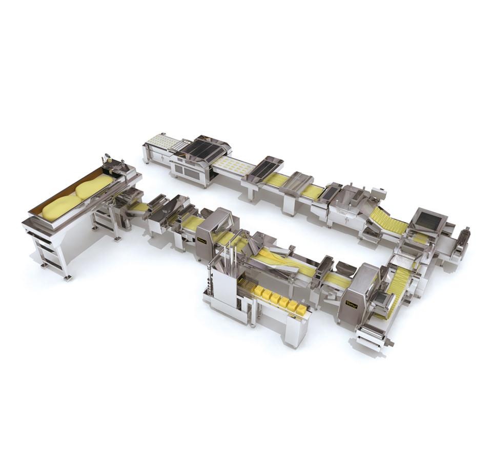 Rheon Modell V4 Laminier Linie