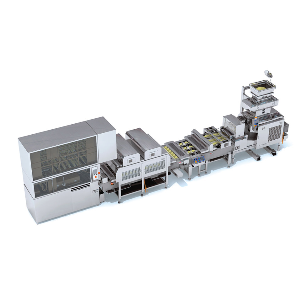 Rheon Multi Confectioner